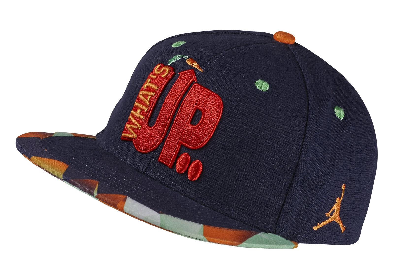 29e6deee3c564 Nike Jordan Space Jam Snapback Cap