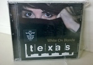 Texas-White-on-Blonde-Cd-Nuovo-Sigillato