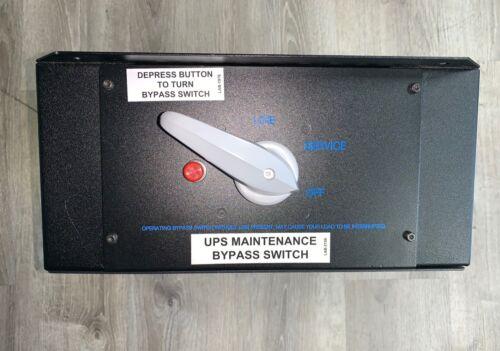 Brand New Eaton External Transfer Switch (#BPE-14)