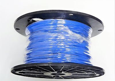 16 Gauge Wire Blue 150 Spool Primary Awg Stranded Copper Power Ground Mtw Vw-1