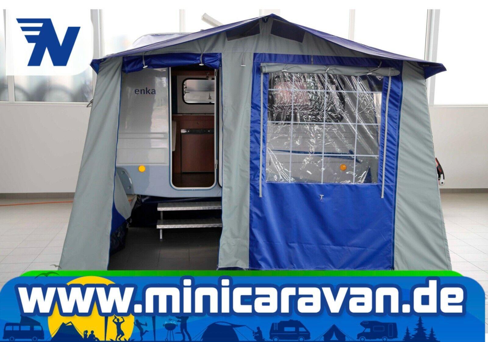 Niewiadow Wohnwagen Vorzelt für N126N, NT, NTL, NN, NL