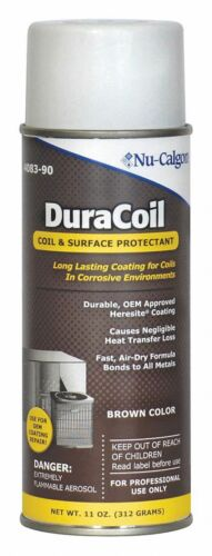 Nu Calgon 4083-90 DuraCoil Coil and Surface Protectant Spray 11 Oz