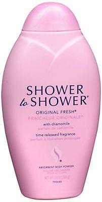 Shower to Shower Body Powder Original Fresh 13 Oz (pack O...