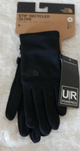 The North Face Etip Recycled Gloves Size M New With Tags