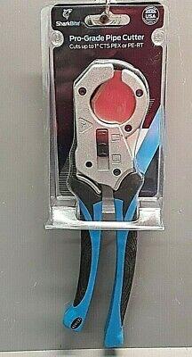 Sharkbite No. 25880 Pipe Cutter Pex Pe-rt Pvc Pro Grade New Up To 1