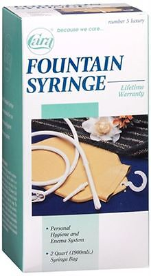 Cara Fountain Syringe Number 5 Luxury 1 Each