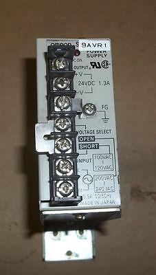 Omron 24v 1.3a Power Supply Adjustable