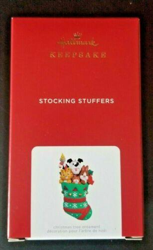 Hallmark 2021 Stocking Stuffers Keepsake Christmas Ornament ~1st in Series BNIB