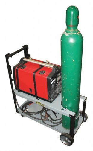 Saftcart MC-61H Running Gear With Cylinder Rack Steel Cart