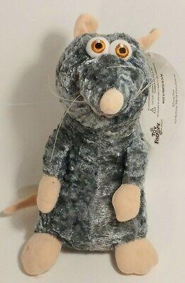 Ratatouille Remy Plush Disney Pixar Toy Rat Stuffed Animal New With Tags Gift