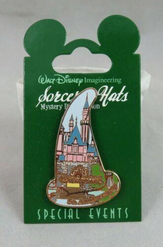 Disney WDI Pin - Sorcerer Hats Mystery - 5th Anniversary Hong Kong Disneyland