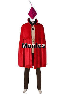Cute Sleeping Beauty Princess Aurora Prince Phillip Costumes Cosplay Fancy Dress - Sleeping Beauty Prince Costume