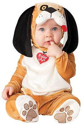 Baby Jungen Mädchen Welpe Tier Halloween Kostüm Kleid Outfit 6-24 Monate ()