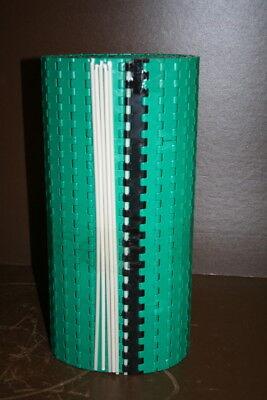 Conveyor belt Flat top Antistatic 15.75in x 10ft Ammeraal Unused