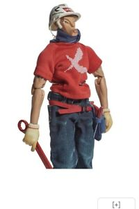 12 inch EX-Sotheby's  Levi's Figure owned by ROBIN WILLIAMS.