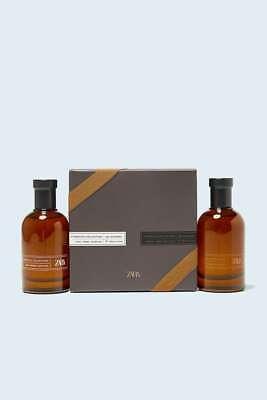 Zara tobacco intense Dark Exclusive + Rich Warm Addictive EDT 100ml (3.4 Fl.oz)