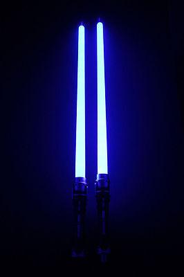 2 in 1 Led Style STAR WARS FX Lightsaber Light Saber Sword Lighting Toy Gift