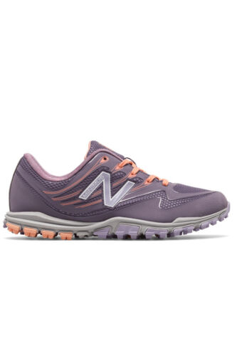 c/o Womens New Balance NBGW1006PU Purple Spikeless Golf Shoes