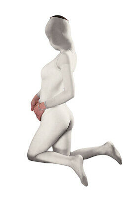 Nylon-anzug (STRUMPFHOSE ANZUG GLANZ PANTYHOSE FULL NYLON BODYSUIT CATSUIT BODYSTOCKING)