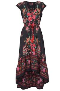 Cupshe Vintage Maxi Dress - size small - Brand new!