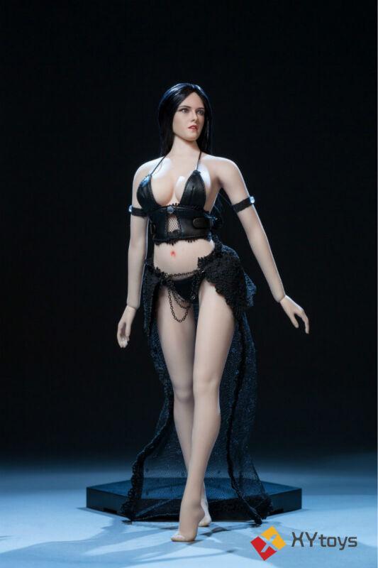 """1//6 Lingeries Bra Underwear Stockings Set For 12/"""" Figure PHICEN TBL Doll ❶USA❶"""