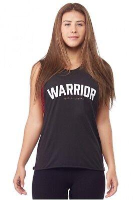 Women Mobster (Spiritual Gangster warrior coachella Tank top t black yoga new open arm women)