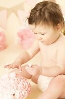 CAKE SMASH SESSIONS with CAKE INCLUDED!!