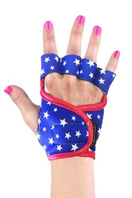 Women's Best Gym Workout Weightlifting Wonder Woman Xtreme Gloves by (Best Gym For Women)