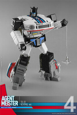 IN STOCK! Transform and Rollout TnR TR-01 Jazz G1 MP Scale action figure toy