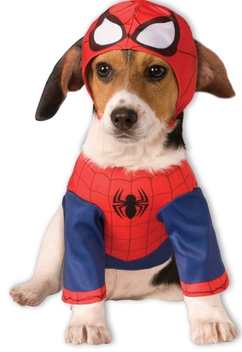 Pet Dog Cat Superhero Christmas Gift Halloween Party Fancy Dress Costume Outfit 24