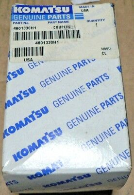 Komatsu Dresser Loader 515b Tube Coupling 4601330h1 Parker 8511-016