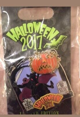 Disney 2017 Halloween Day Pin - Headless Horseman  - Halloween 2017 Day