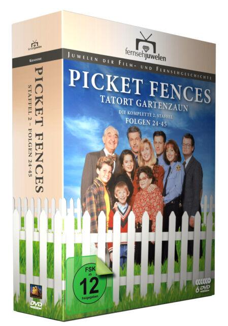 Picket Fences - Tatort Gartenzaun (Staffel 2 - Zweite Season) Fernsehjuwelen DVD