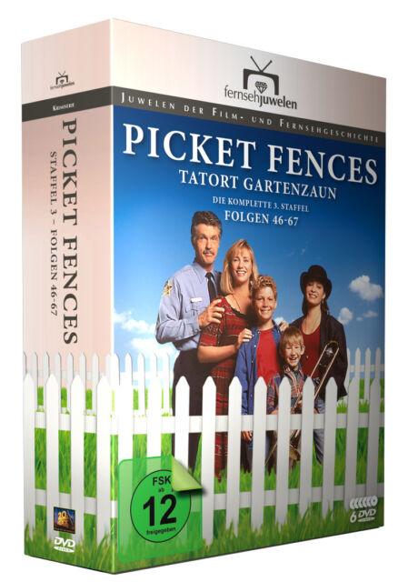 Picket Fences - Tatort Gartenzaun (Staffel 3 - Dritte Season) Fernsehjuwelen DVD
