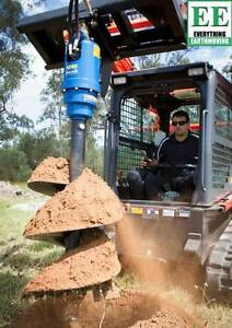 CARRUM DOWNS - AUGER TORQUE 4500MAX earth drill 1300 43 44 33 Carrum Downs Frankston Area Preview