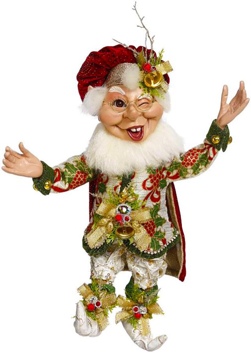 "[Mark Roberts Elves - Sparkling Decorating Elf 51-05562 Medium 17"" Figurine </Title]"