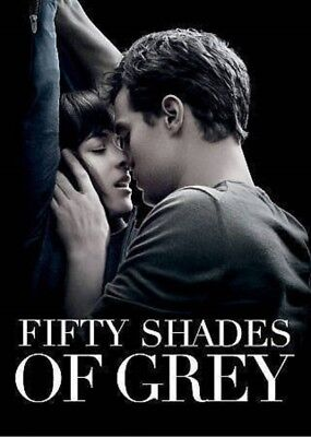 Fifty Shades Of Grey  Dvd  2015  New Sealed Ships Within 1 Business Day