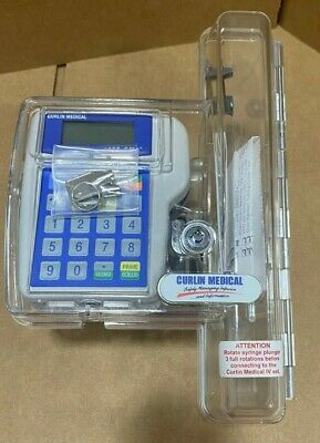 Moog Curlin 4000 Cms Ambulatory Infusion Pump