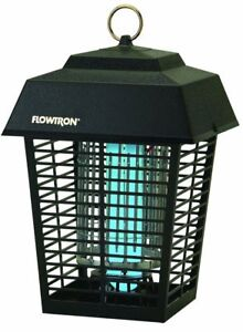 Electronic Insect Killer Bug Zapper 1/2 Acre Coverage Flowtr