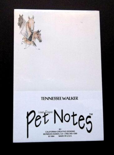 Tennessee Walker Horse Notepads