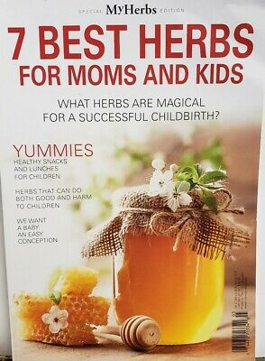 My Herbs 7 Best Herbs for Moms and Kids FREE SHIPPING