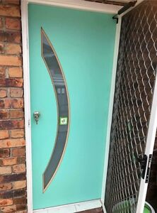 Zoe entrance door. Cheap. 2040x820mm supply & fit End of line Brisbane Rothwell Redcliffe Area Preview