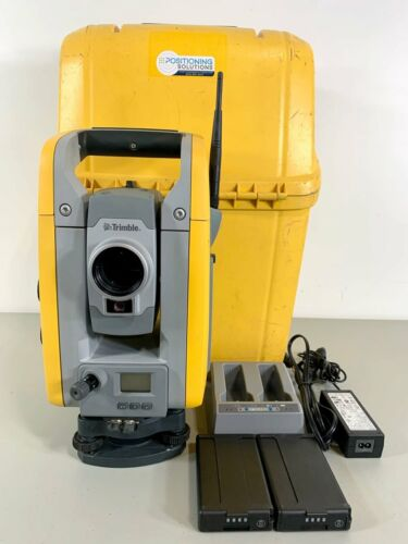 Trimble S6 Robotic Total Station with VISION, Pre-owned