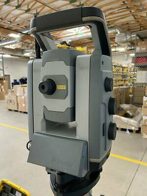 Trimble S9 Robotic Total Station For Land Survey And Monitoring Pre-owned