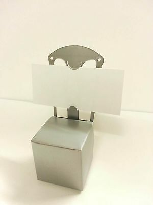 Gift Box Place Card Holder - 25 SILVER CHAIR Wedding Favour Boxes Place Card Holders Gift, Sweet Favour Boxes