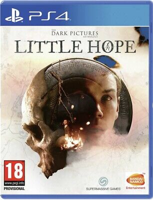 The Dark Pictures Anthology: Little Hope PS4 PREORDER