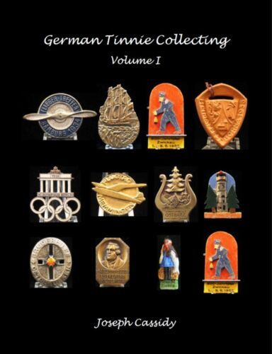 Overstock Sale German Tinnie Collecting Volume I - Hardcover - $69.95