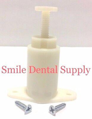 Drawer Push Latch W Screws Adec Dental Cabinet Drawer Adec 55.1934.00 Dci 6807