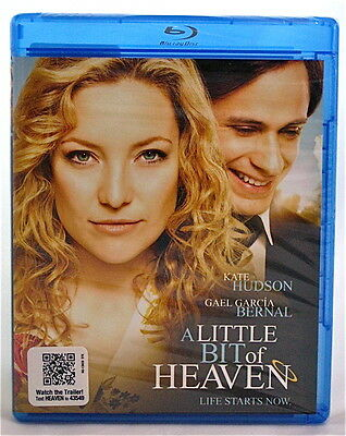 A Little Bit Of Heaven Blu-ray Disc Movie Kate Hudson Gael Garcia (Gael Garcia Bernal A Little Bit Of Heaven)