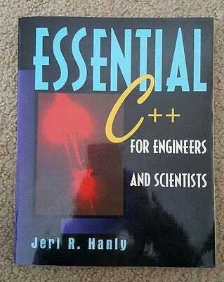 Essential C++ for Engineers and Scientists by Jeri Hanly (1996, Paperback)